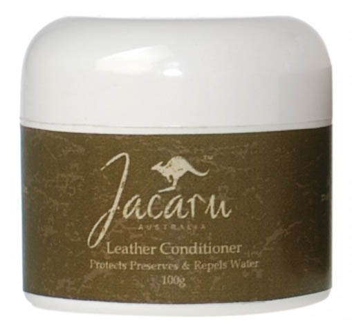 Leather Conditioner 100g by Jacaru
